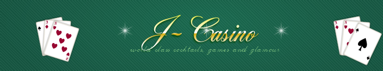 world class cocktails, games and glamour